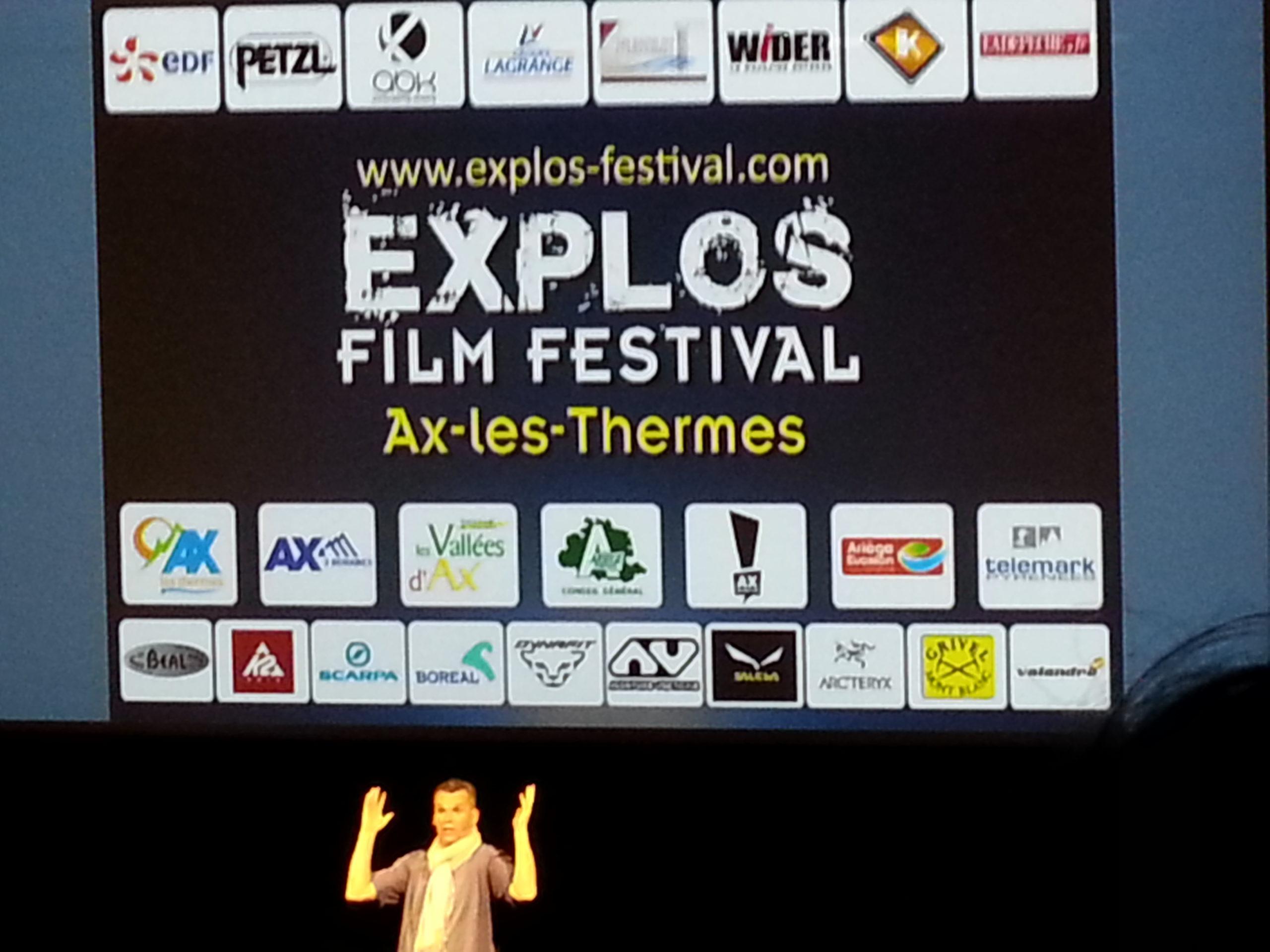 Festival du film Explos Ax les Thermes