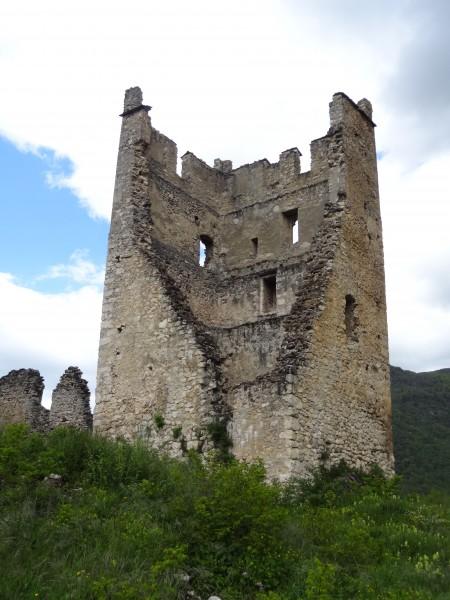 La tour de Miglos, Ariège